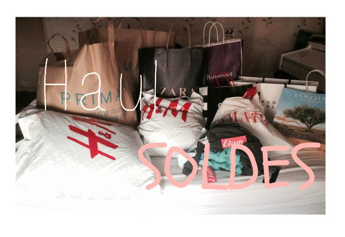 [Haul n°1] : special SOLDES !