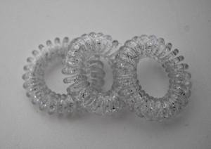 3 hair rings