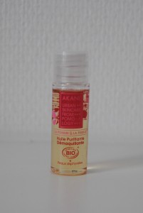 Akane huile demquillante