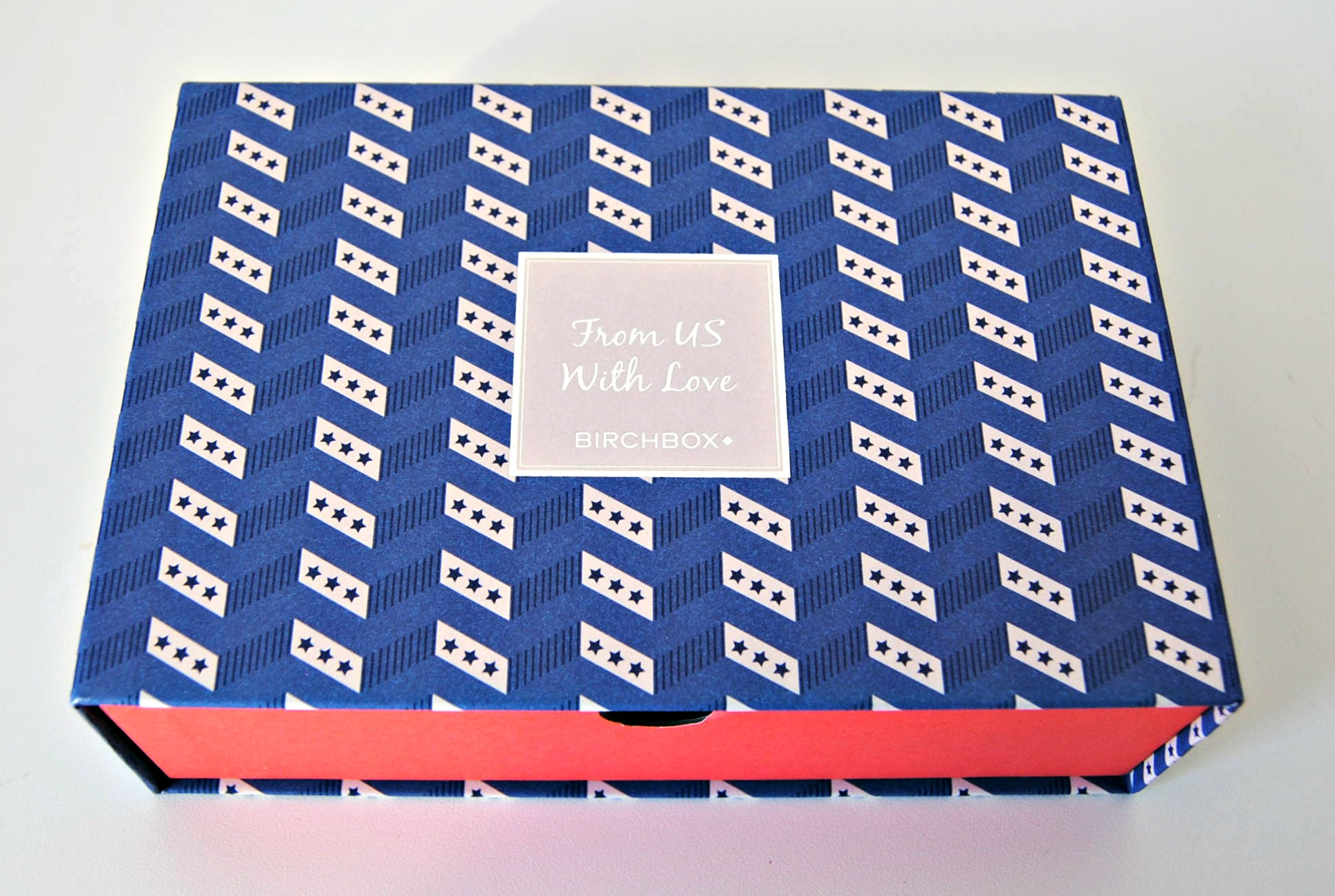 BIRCHBOX from US with love 🇺🇸 - Septembre