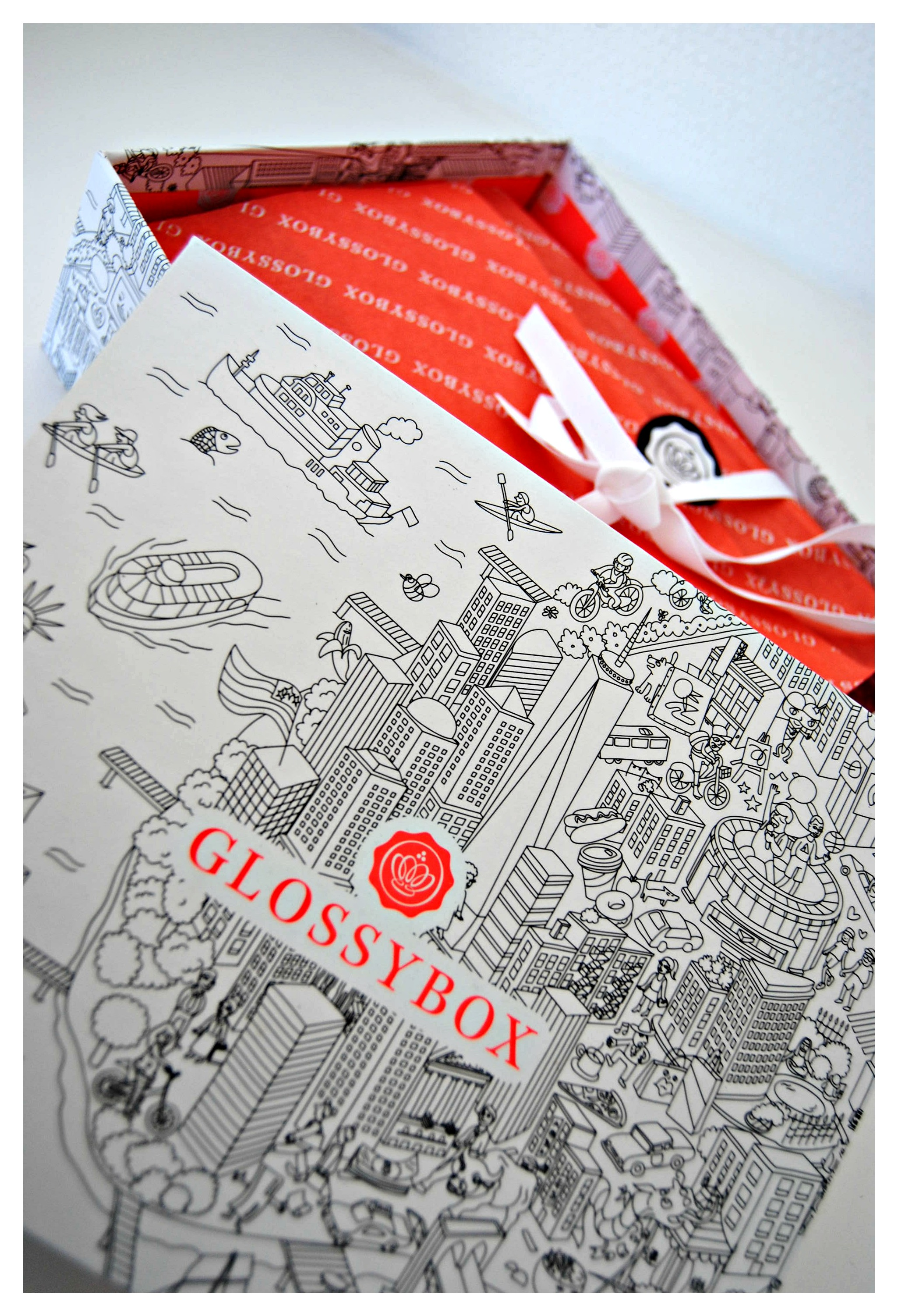 GLOSSYBOX - Septembre