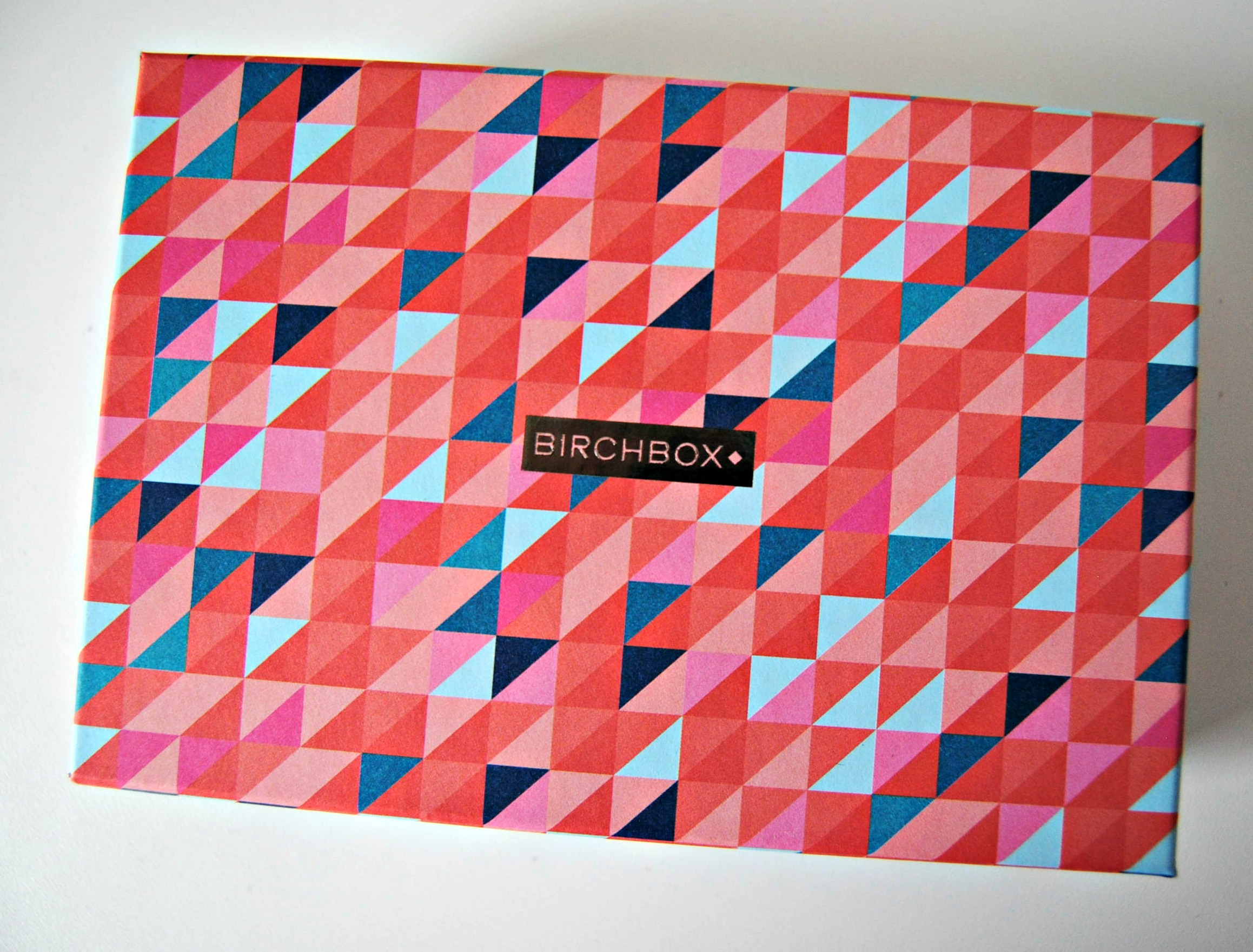 "Birchbox ""beauty and the best"" - Octobre"
