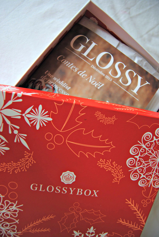 """Glossybox """"Contes de Noël"""" - Décembre ⛄️✨"""
