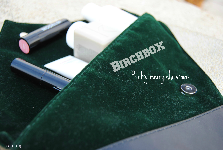 "Birchbox ""pretty merry christmas"" - Décembre 🎅🏻"