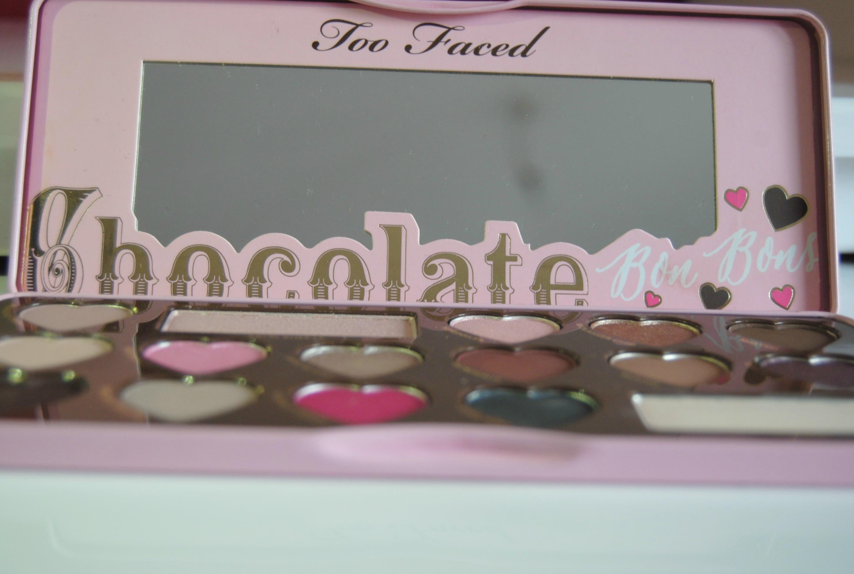 La Chocolate Bon bons : la nouvelle palette de chez Too Faced