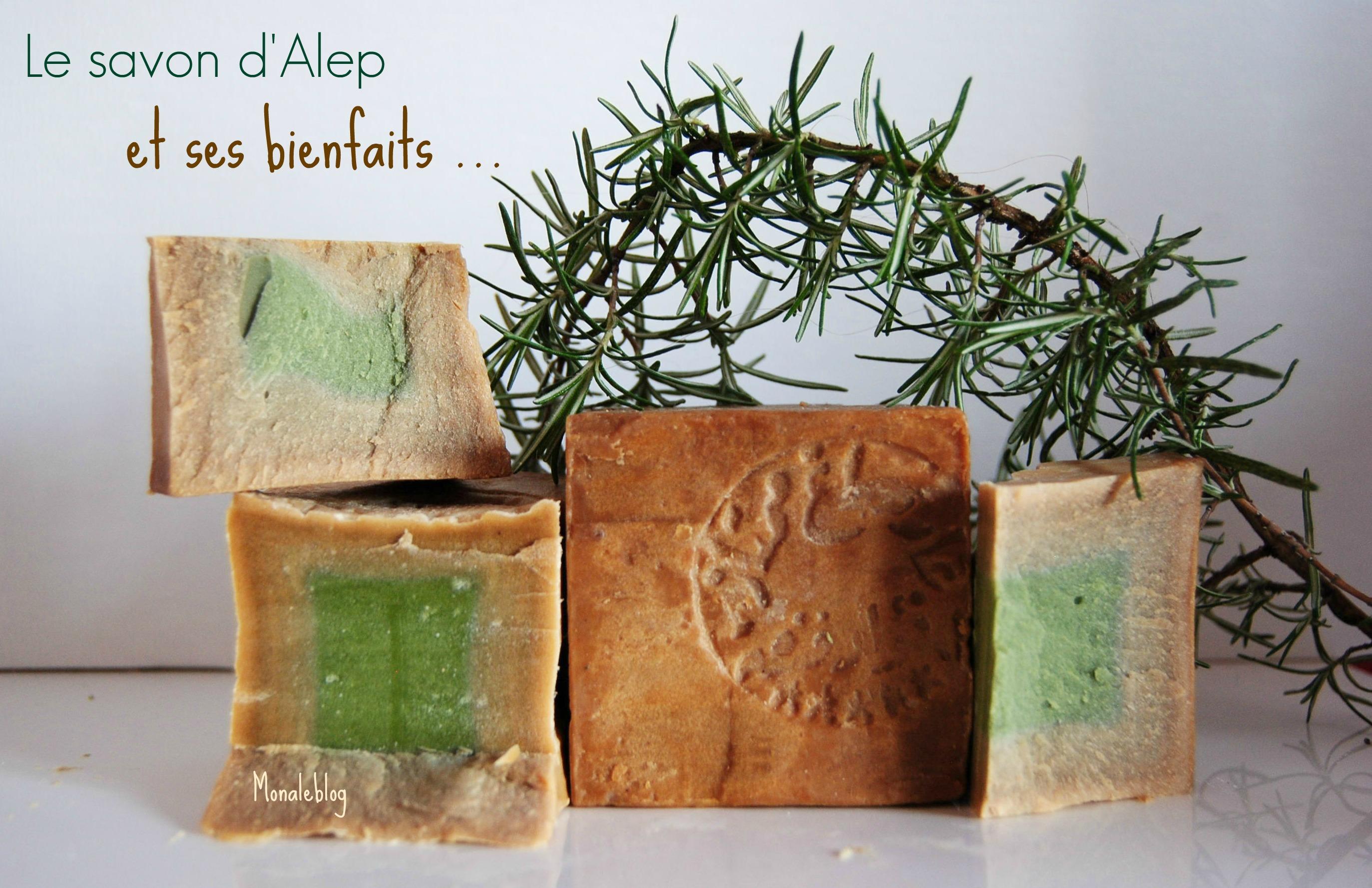 Les bienfaits du savon d'Alep sur l'eczéma